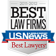 US News & World Report Best Lawyers logo