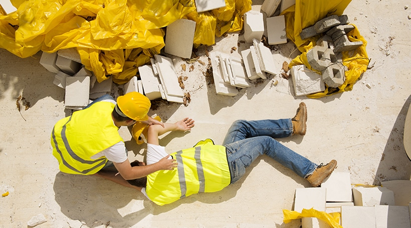 Construction Accident Lawyers Richmond VA