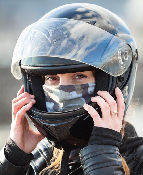 Virginia Motorcycle Helmet Law