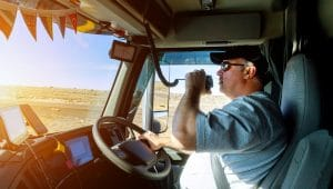 How a Truck Driver's Health Issues Can Lead to a Truck Accident