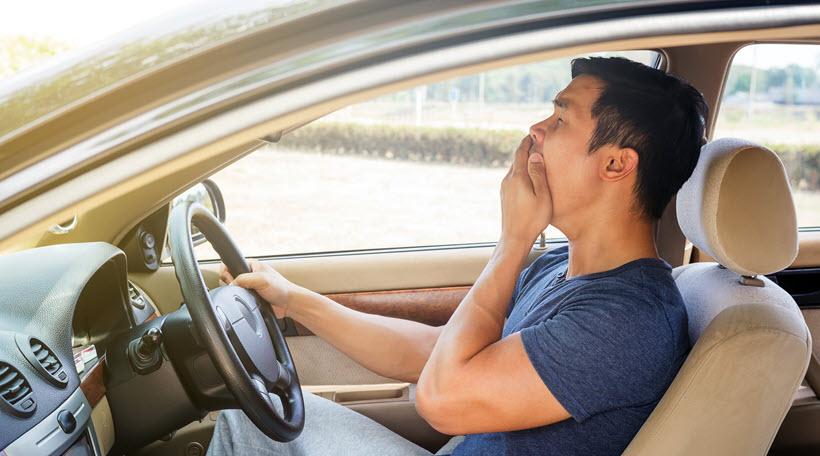 Drowsy Driving Accidents Richmond VA
