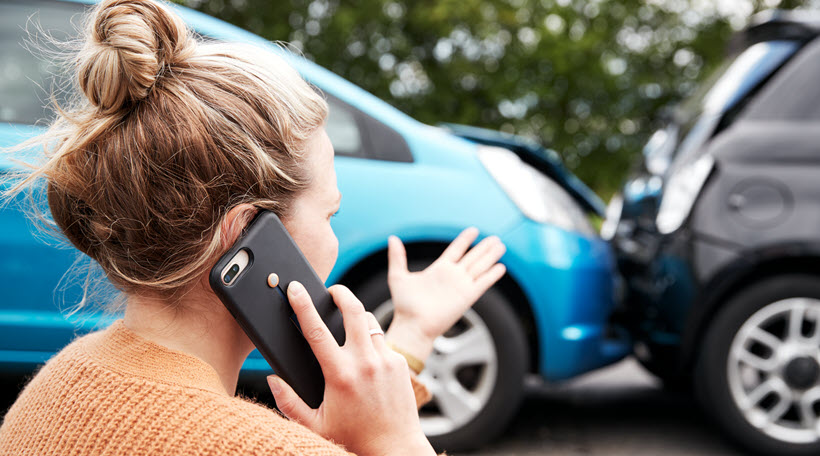 Types of Car Accidents and Crashes Richmond VA