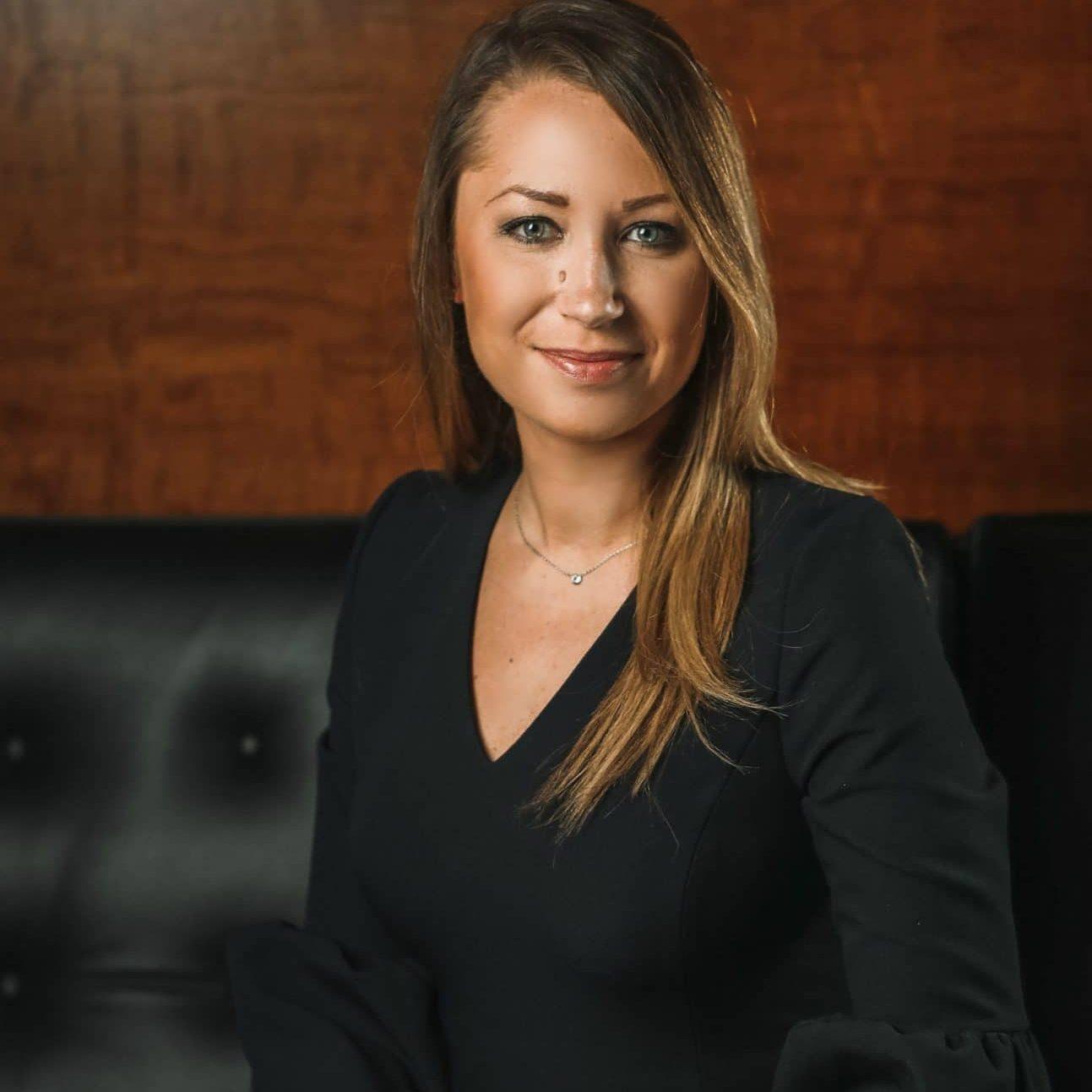 Attorney Brielle Hunt, Richmond VA